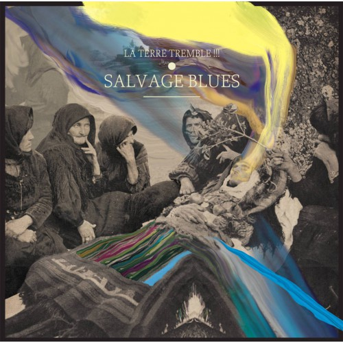 Salvage Blues (LP)