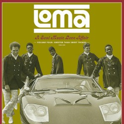Loma Vol.1 : Something's Burning 1964-68 (LP)