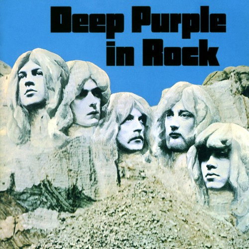 Deep Purple In Rock (LP)