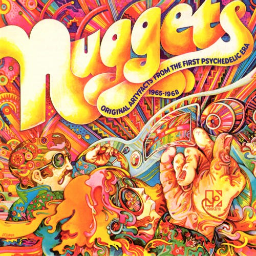 Nuggets : Original artyfacts from the psychedelic era 65 (2LP)