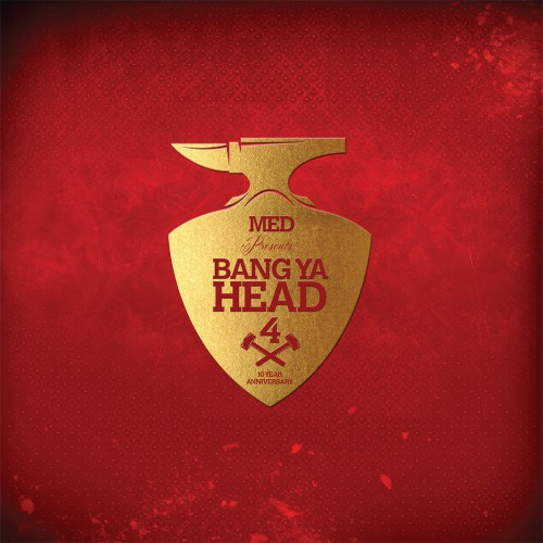 Presents Bang Ya Head 4 (LP)