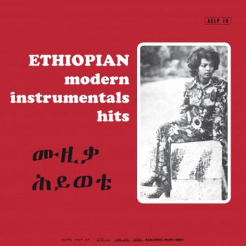 Ethiopian modern instrumentals hits (LP)