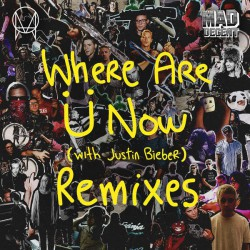 Where Are Ü Now (EP) Colored !