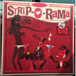 El Vidocq Presents : Strip-O-Rama (LP+CD)