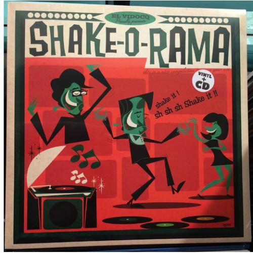 El Vidocq Presents : Strip-O-Rama (LP+CD)