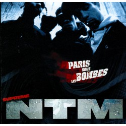 Paris Sous Les Bombes (2LP)