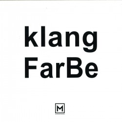 Klangfarbe : German Democratic Republic Tapes 83-87 (2LP)