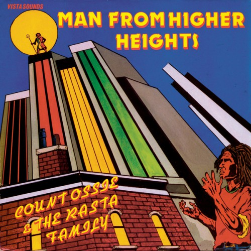 Man From Higher Heights (LP)