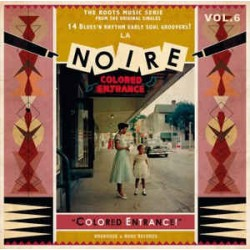 La Noire Vol.6 : Colored Entrance (LP)