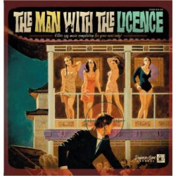 The Man With The Licence (LP 10')