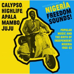 Nigeria Freedom Sounds 1960-63 !  (2LP)