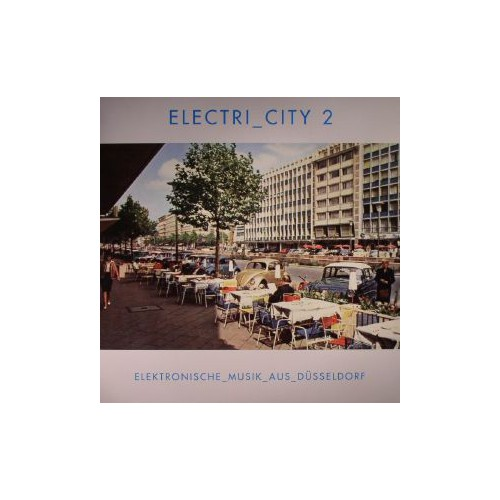 Electri_city Vol.2 (LP)