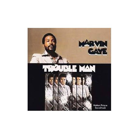 Trouble man (LP)