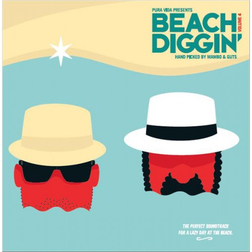 Guts & Mambo : Beach Diggin' Vol.4 (2LP)