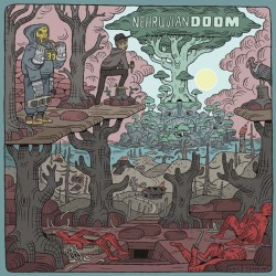 Bishop Nehru & MF Doom : NehruvianDoom (LP)