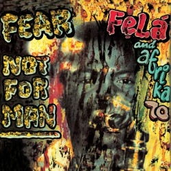 Fear Not For Man (LP)