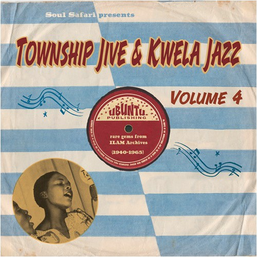 Township Jive & Kwela Jazz Vol.2 (LP)