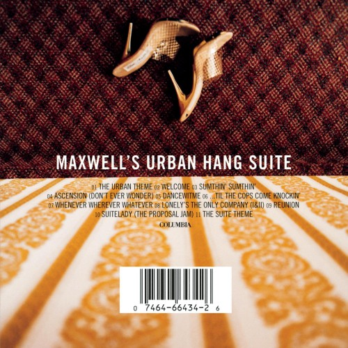 Maxwell's Urban Hang Suite (2LP) colored limited edition