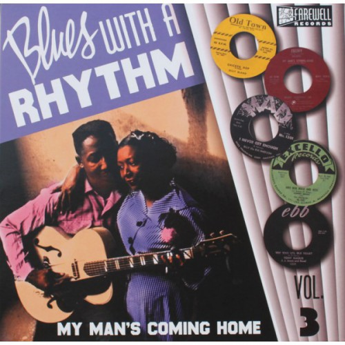 Blues With A Rhythm Vol.1 (10')