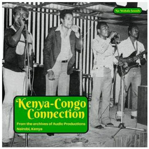 Kenya-Congo Connection (LP+CD)