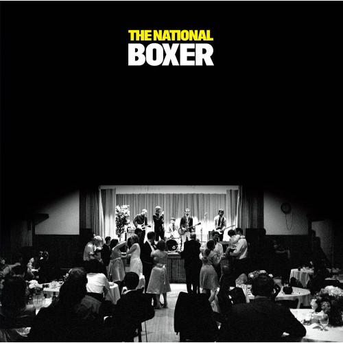 Boxer (LP) colored vinyl