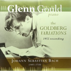 The Goldberg Variations (LP)