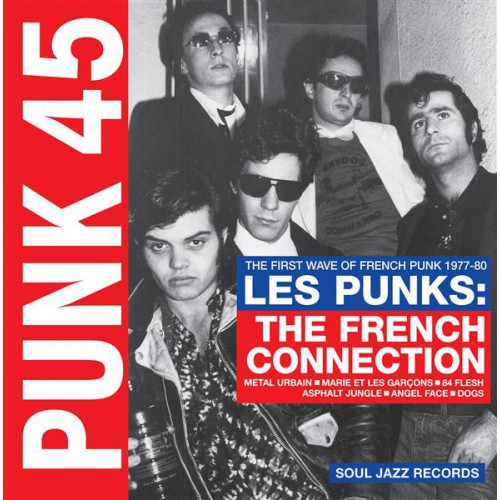 Punk 45 : The French Connection (2LP)
