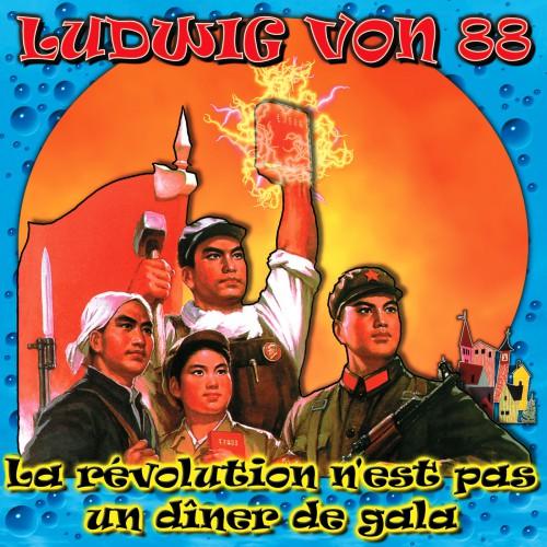 La Revolution N'est Pas Un Diner De Gala (2LP)
