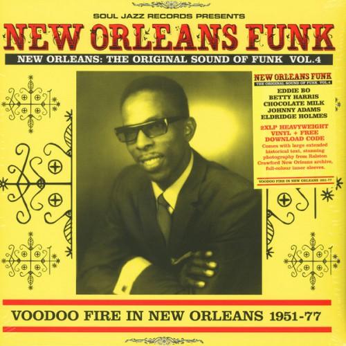 New Orleans Funk Vol.4 (2LP)