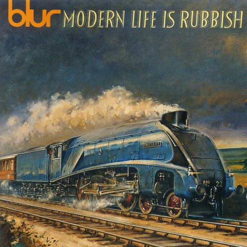Modern Life Is Rubbish (2LP)