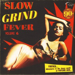 Slow Grind Fever Vol.6 (LP)