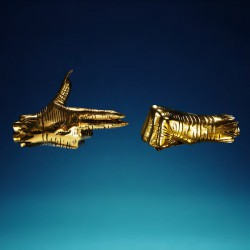 Run The Jewels 3 (2LP) Gold Vinyls !
