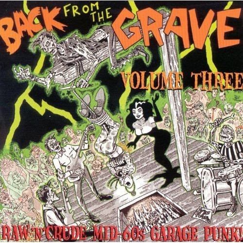 Back From The Grave Vol.3 (LP)
