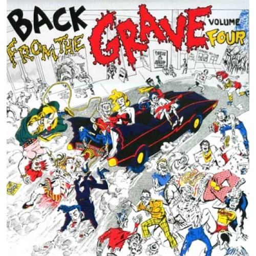 Back From The Grave Vol.4 (LP)