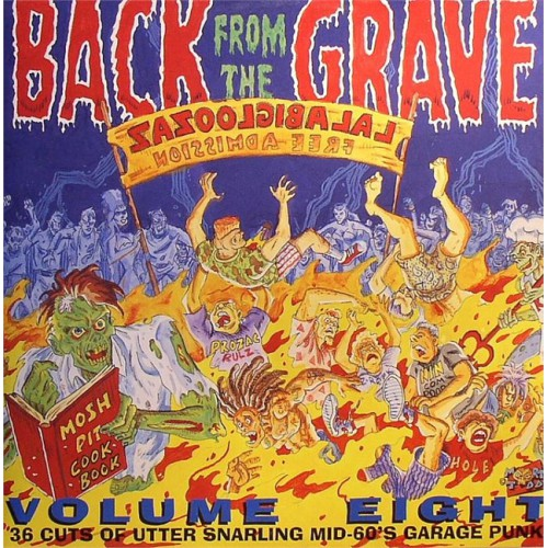 Back From The Grave Vol.8 (2LP)