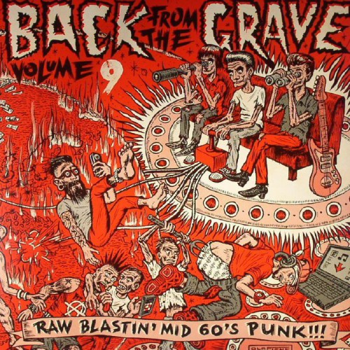 Back From The Grave Vol.9 (LP)