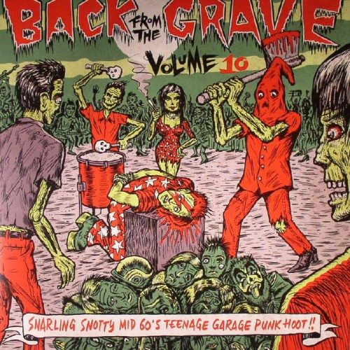 Back From The Grave Vol.10 (LP)