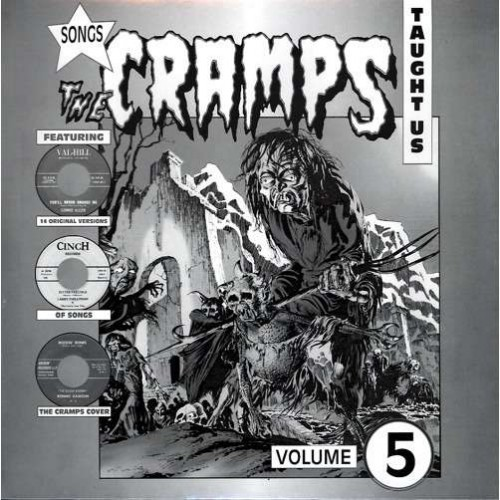 Songs The Cramps Taught Us Vol.5 (LP)