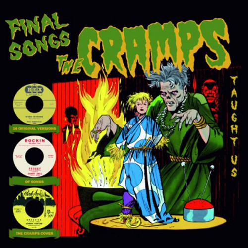 Songs The Cramps Taught Us Vol.7 (LP)