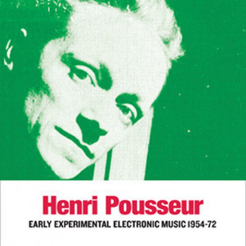 Early Experimental Electronic Music 1954-72 (2LP)
