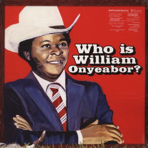 Who Is William Onyeabor ? (3LP)