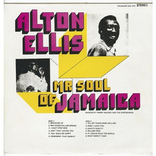 Mr. Soul Of Jamaica (LP)