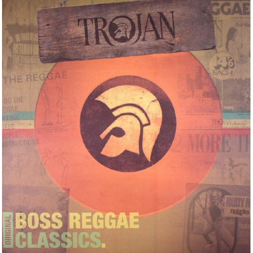 Original Boss Reggae Classics (LP)