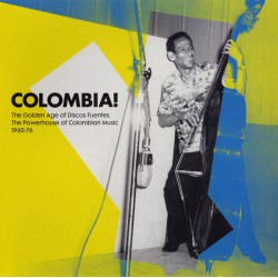 Colombia ! The Golden Age Of Discos Fuentes (2LP)