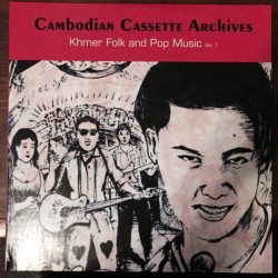 Cambodian Cassette Archives Vol.1 (2LP)