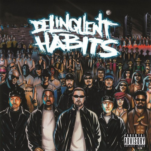 Delinquent Habits (2LP)