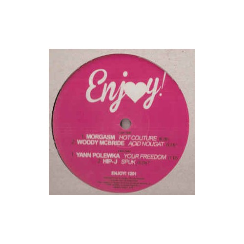 Morgasm/Woody Mcbride/Yann Polewka/Hip-j (EP)