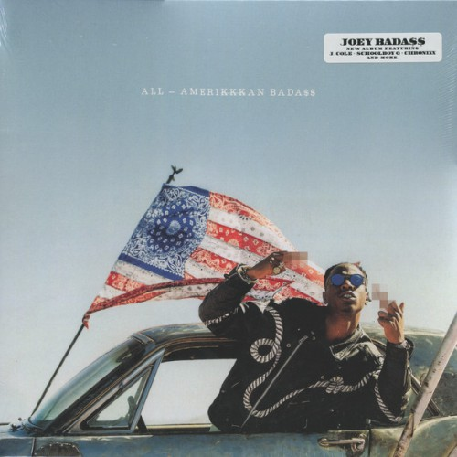 All-Amerikkan Bada$$ (2LP)