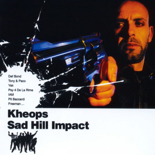Sad Hill Impact (3LP)