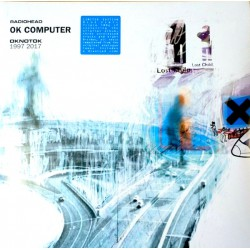 Ok Computer : OknotOk (3LP) Bleu !